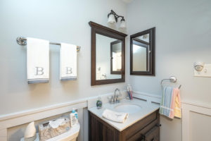 1102 W Lake Bathroom