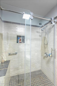 1102 W Lake Shower