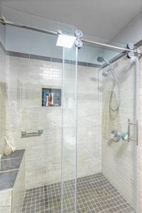 1102 W Lake Shower