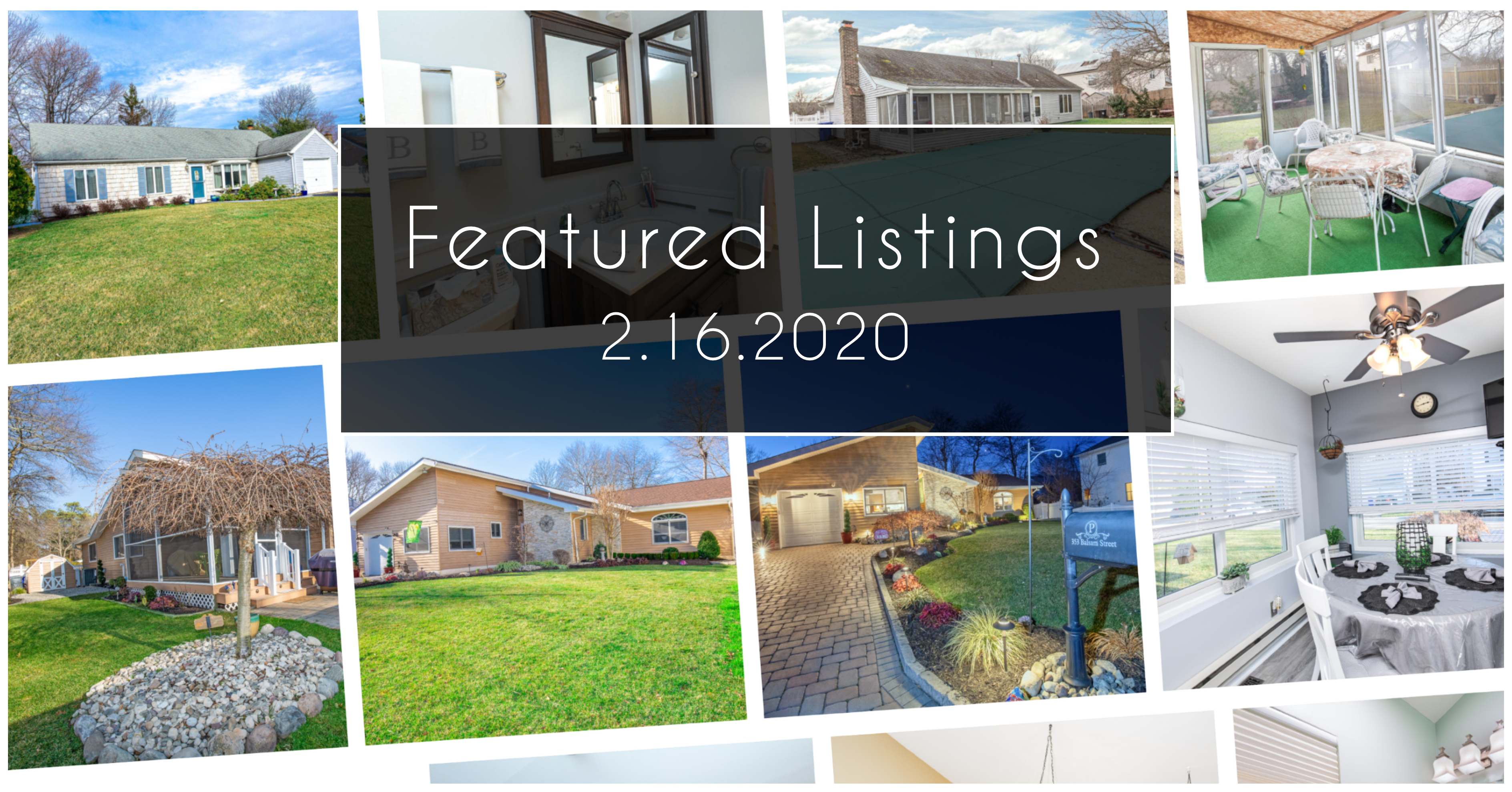 Featured Listings Feb 16 2020
