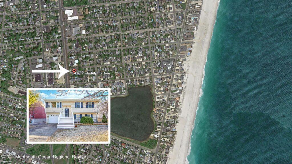 416 Philadelphia Avenue Point Pleasant Beach, NJ 08742 22106870